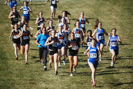 2nd XC at LMU Invite Photo