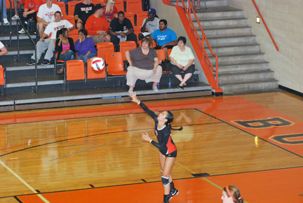 18th VB vs. Bryan Photo