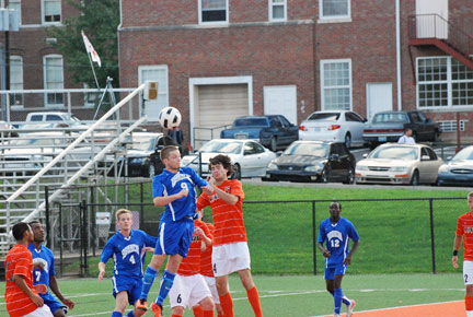 1st MSoc vs. Brescia Photo