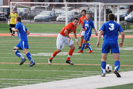 7th MSoc vs. Brescia Photo