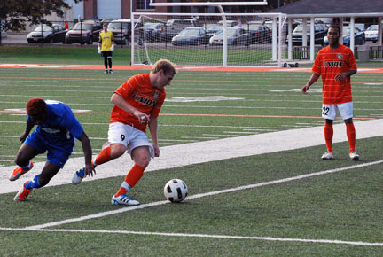 11th MSoc vs. Brescia Photo
