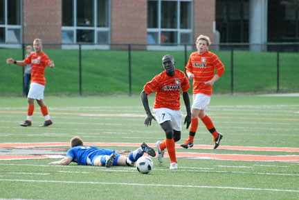 12th MSoc vs. Brescia Photo
