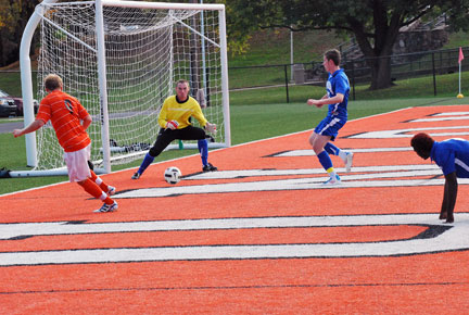 14th MSoc vs. Brescia Photo
