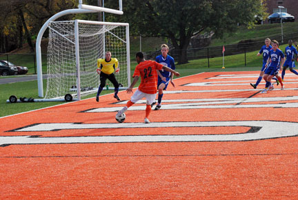 17th MSoc vs. Brescia Photo