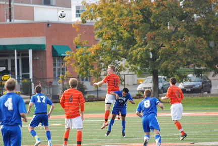 20th MSoc vs. Brescia Photo