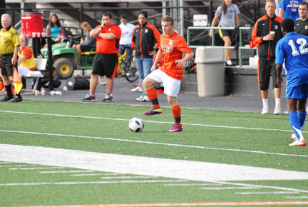 25th MSoc vs. Brescia Photo