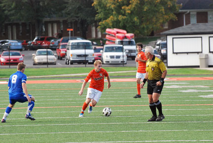26th MSoc vs. Brescia Photo