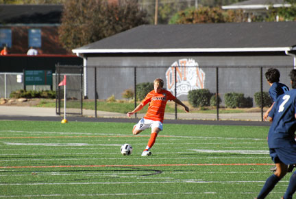 2nd MSoc vs.Montreat Photo