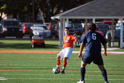 4th MSoc vs.Montreat Photo