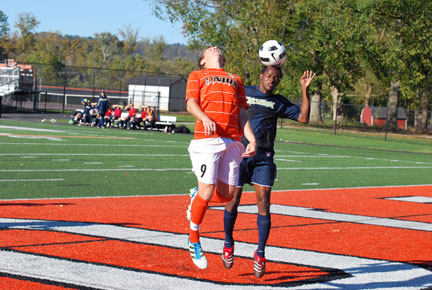 5th MSoc vs.Montreat Photo