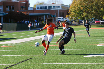 6th MSoc vs.Montreat Photo