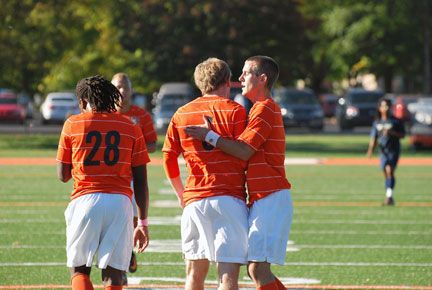 15th MSoc vs.Montreat Photo