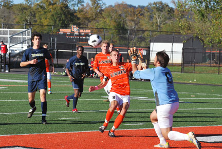 20th MSoc vs.Montreat Photo