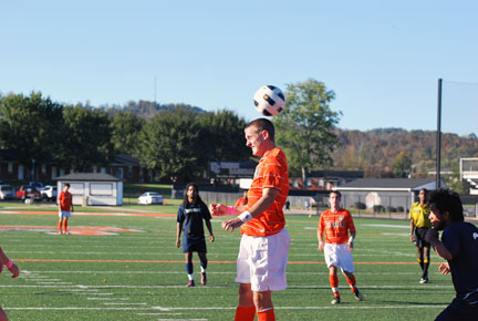 21st MSoc vs.Montreat Photo