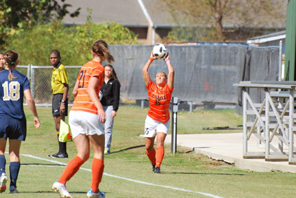 1st WSoc vs. Montreat Photo