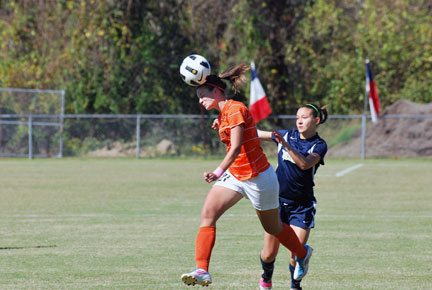 2nd WSoc vs. Montreat Photo