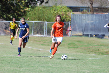 14th WSoc vs. Montreat Photo
