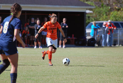 15th WSoc vs. Montreat Photo