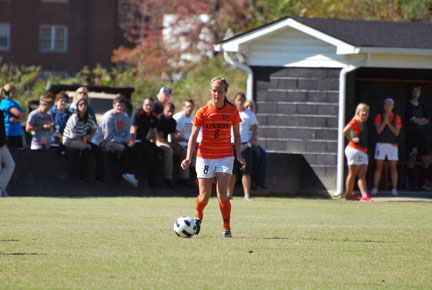 16th WSoc vs. Montreat Photo