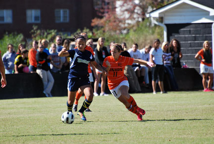 23rd WSoc vs. Montreat Photo
