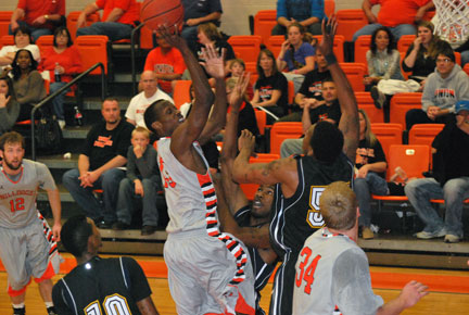 5th MBB vs. Reinhardt Photo