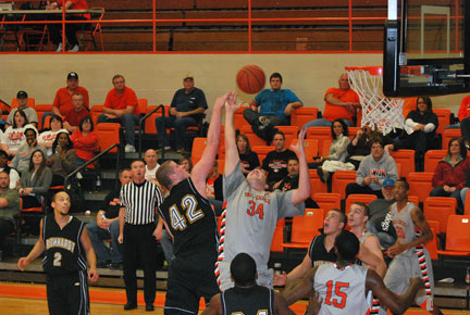 15th MBB vs. Reinhardt Photo