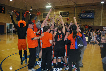 21st WBB @ 2012 AAC Title Game Photo