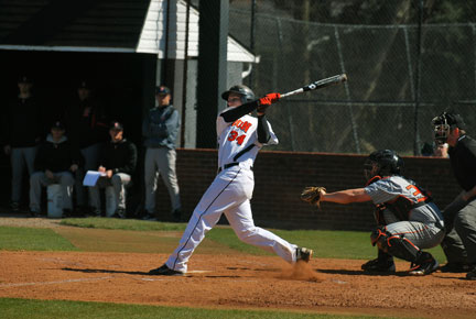 1st vs. Indiana Tech Photo