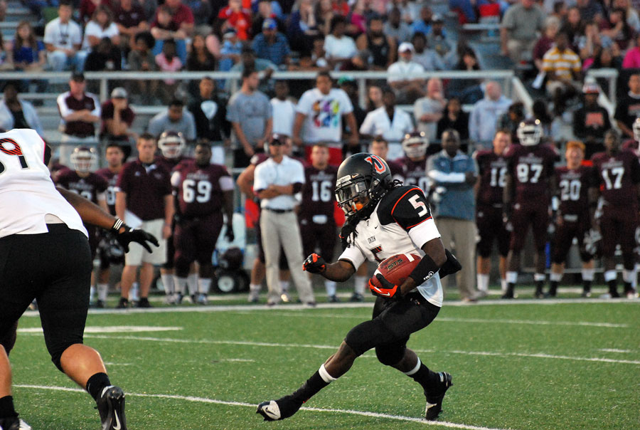 12th Football vs. Campbellsville Photo