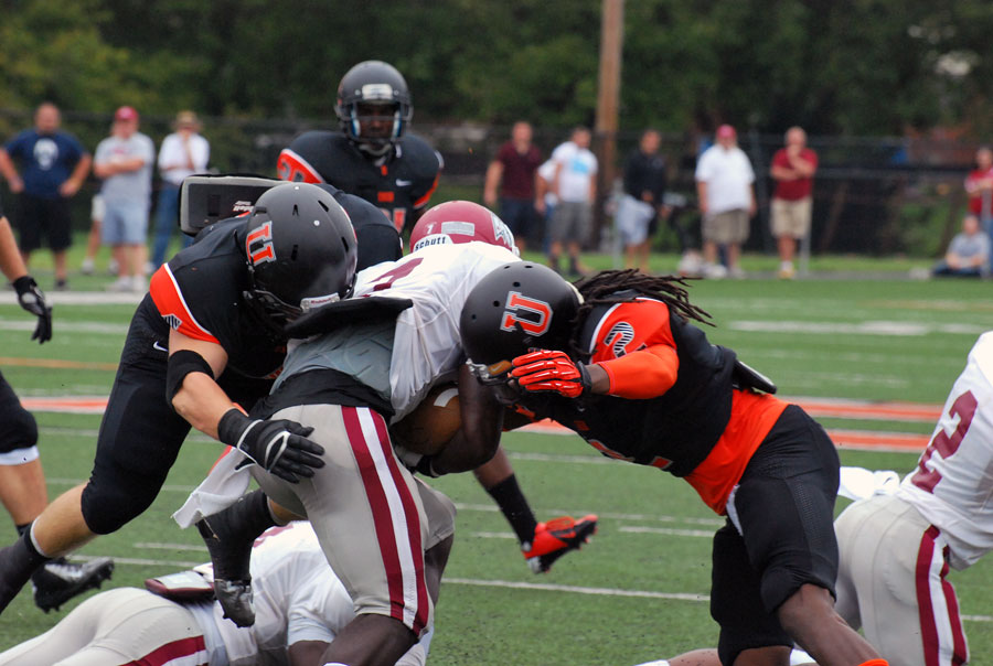 15th FB vs. Cumberlands (Ky.) Photo