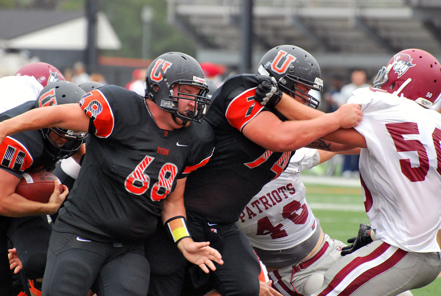 20th FB vs. Cumberlands (Ky.) Photo