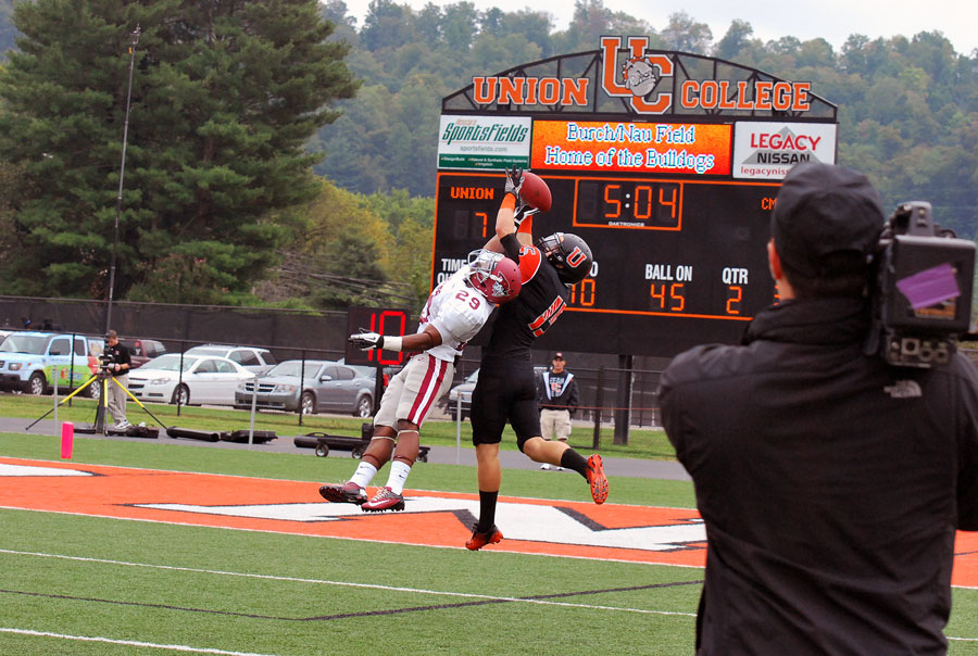 25th FB vs. Cumberlands (Ky.) Photo