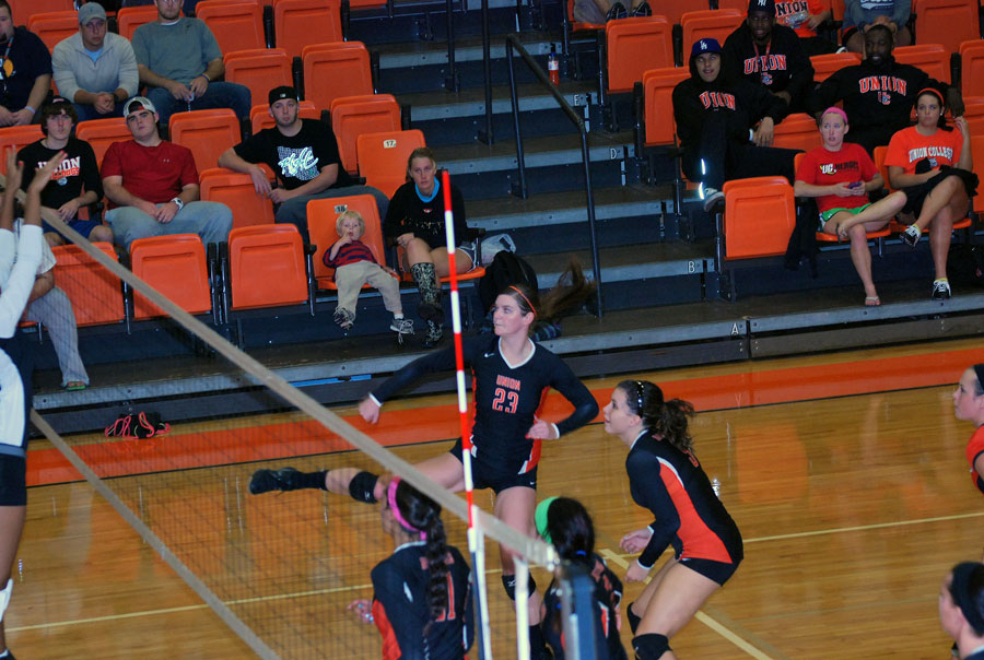 1st VB vs. Pikeville Photo
