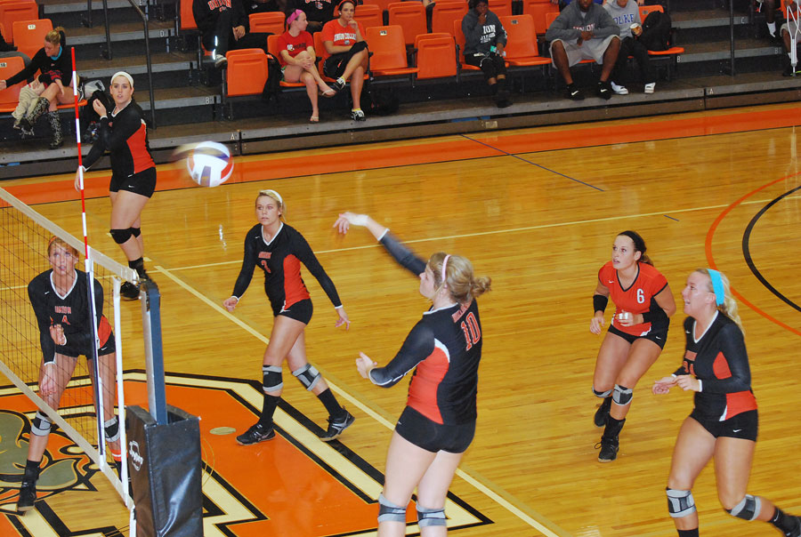 5th VB vs. Pikeville Photo
