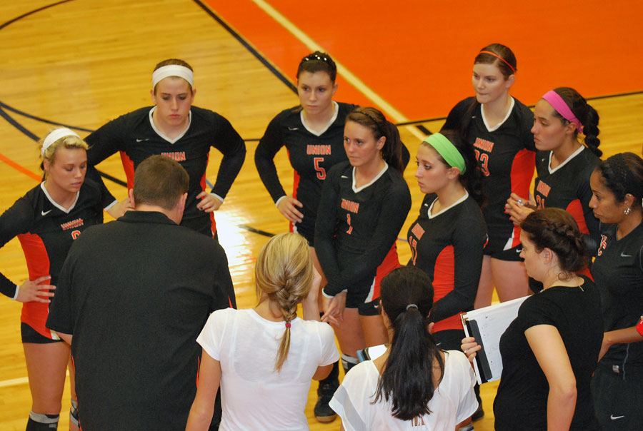6th VB vs. Pikeville Photo