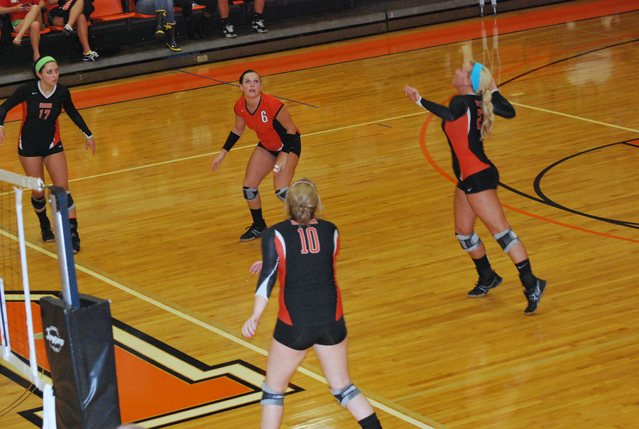 7th VB vs. Pikeville Photo