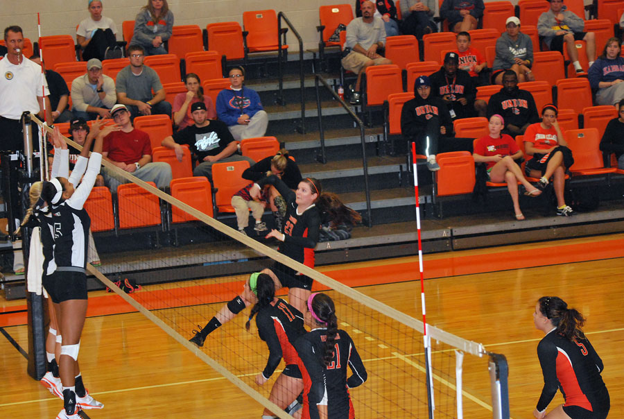 9th VB vs. Pikeville Photo