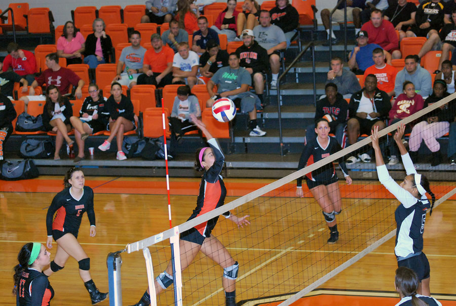 11th VB vs. Pikeville Photo