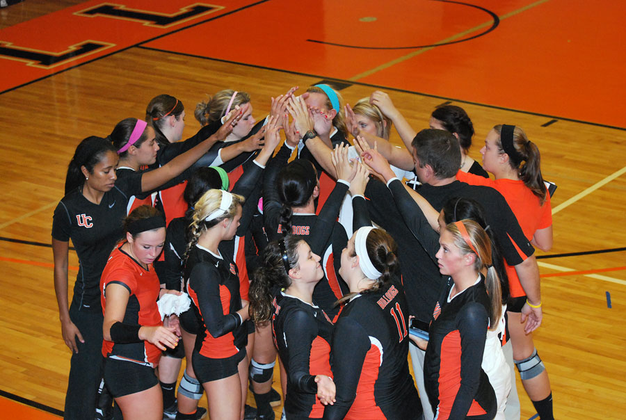 13th VB vs. Pikeville Photo