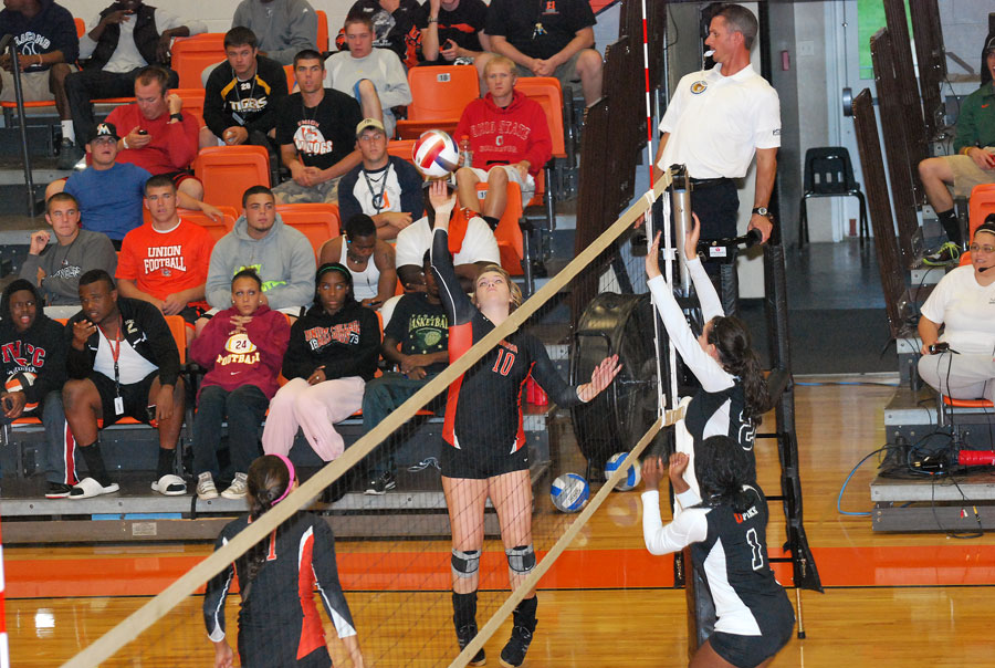 14th VB vs. Pikeville Photo