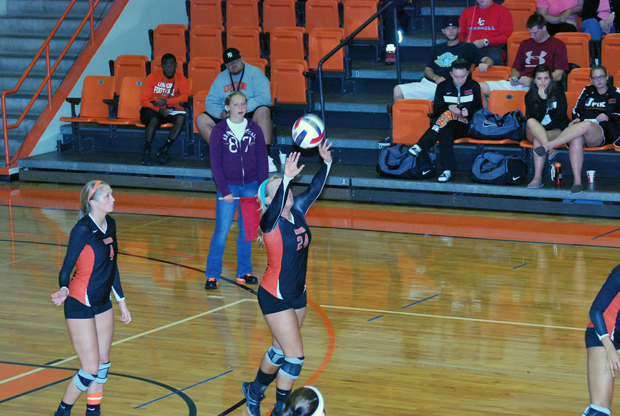 15th VB vs. Pikeville Photo