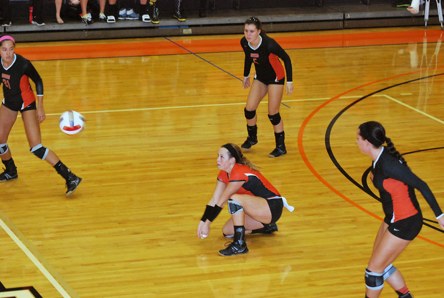 16th VB vs. Pikeville Photo