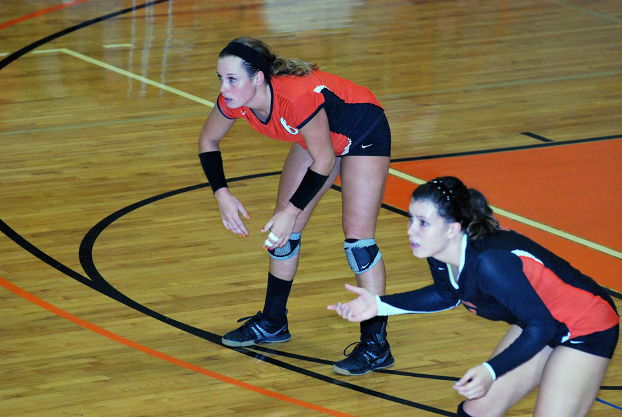 18th VB vs. Pikeville Photo