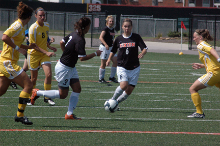3rd WSoccer vs. Emmanuel Photo