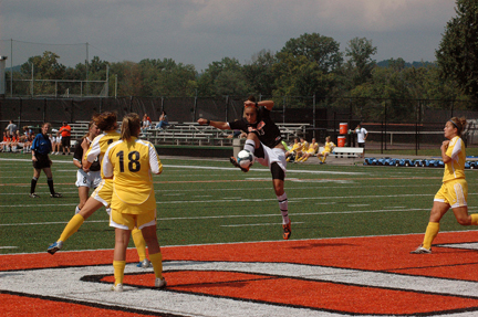 7th WSoccer vs. Emmanuel Photo