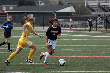 9th WSoccer vs. Emmanuel Photo