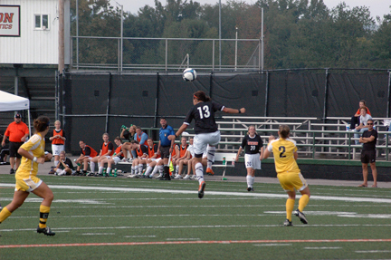 17th WSoccer vs. Emmanuel Photo