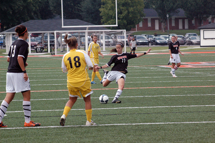 18th WSoccer vs. Emmanuel Photo