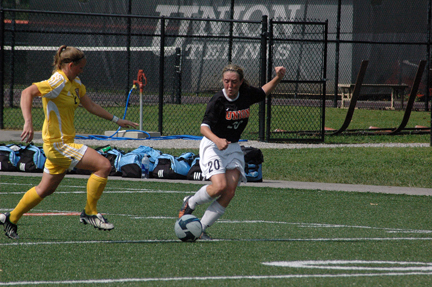 19th WSoccer vs. Emmanuel Photo
