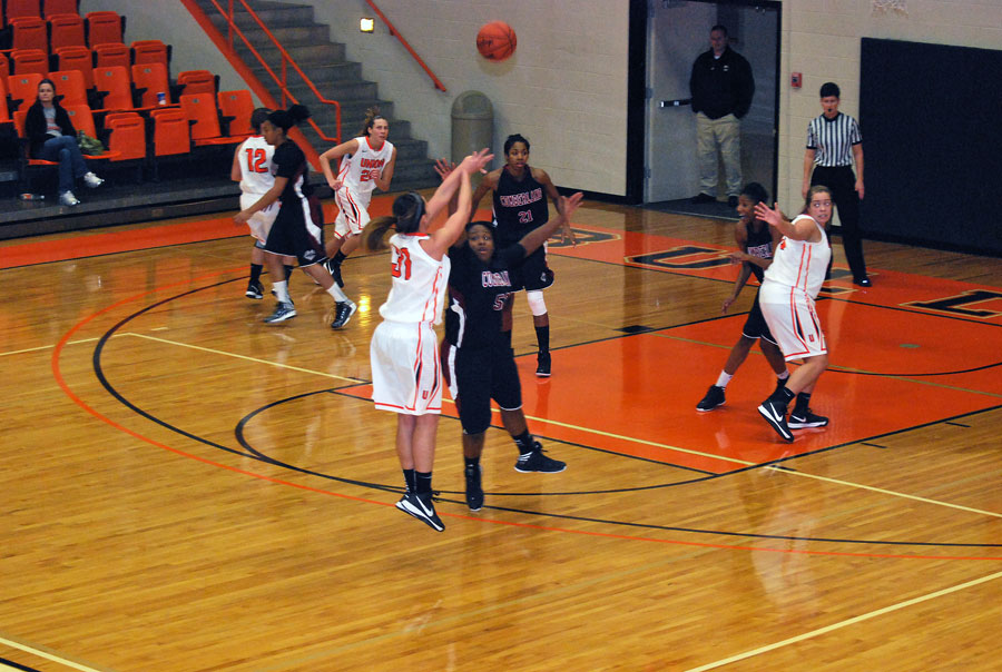 3rd WBB vs. Cumbland (Tenn.) Photo
